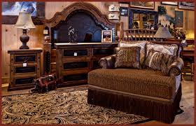 Western Living Room Ideas Western Leather Furniture Rustic Living Room Sofas With Decor 10