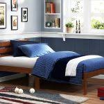Murray Platform Bed Tall Platform Bed Tall Platform Bed Cozy To Relax And Sleep