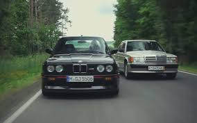 lexus v8 in bmw e30 bmw pays tribute to e30 m3 in new video motor trend wot