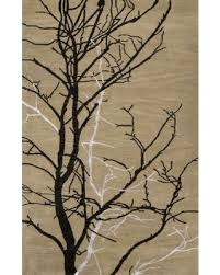 Taupe Area Rug Slash Prices On Tree Branches 5 X 8 Taupe Area Rug