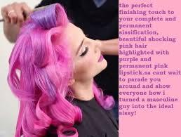sissy hair dye story joy s sissy page photo femdom caps pinterest tg captions