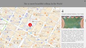 Lexington Zip Code Map The 10 Most Beautiful Ceilings In The World Staridas Geography