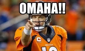 Omaha Meme - omaha peyton manning pointing meme generator