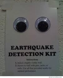 Earthquake Meme - earthquake detection kit weknowmemes