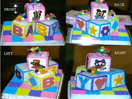 disney babies baby shower cake cakecentral com
