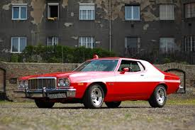 The Car In Starsky And Hutch Totalcar Magazine Used Cars Striped Tomato