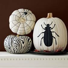 Halloween Decorations Pumpkins 32 Easy Pumpkin Decorating Ideas How To Decorate With Real Pumpkins