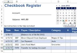 checkbook register for excel excel templates check register 100 images checkbook register