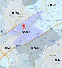 ga zip code map norcross estate sold in 3 zip codes home in norcross