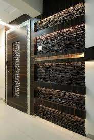 Arabic Door Design Google Search Doors Pinterest by Custom Wooden Door With Stone Wall Interior Design References