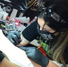 this latina tattoo artist is taking on a male dominated industry