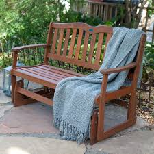 Garden Loveseat Garden Rocker Glider Front Porch Swing Loveseat 2 Person Patio