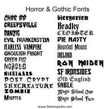 tribal tattoo fonts 1 jpg