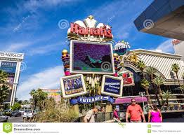 Harrah S Las Vegas Map by Harrah U0027s Hotel And Casino Las Vegas Editorial Stock Photo Image