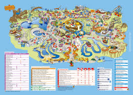 Typhoon Lagoon Map Map Of Parc Asterix France Map Pinterest