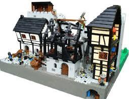 siege lego siege of harfleur a lego creation by edward c mocpages com