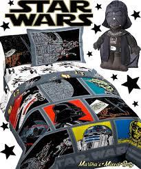 Star Wars Duvet Cover Double Darth Vader Bedding Set Home Beds Decoration