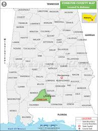 Marion County Zip Code Map by Conecuh County Map Alabama