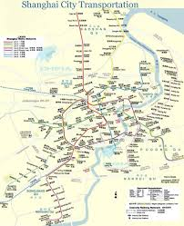 Map Qu Shanghai Rail Map Shanghai Railway Map China