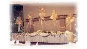 beautiful balloon decorations for weddings contemporary style