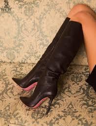 leather boots u2013 yarose shulzhenko boots pinterest leather