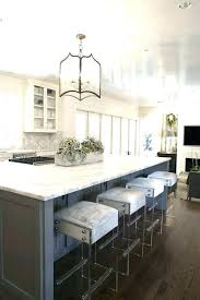 bar height kitchen island stools for kitchen island counter vs bar height style