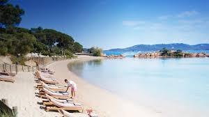 grand hotel cala rossa in porto vecchio paradise in corsica