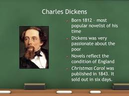 very short biography charles dickens a christmas carol charles dickens ppt download