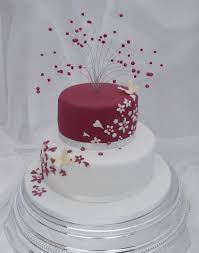 wedding cakes 2 tier 50th wedding anniversary cakes tier wedding