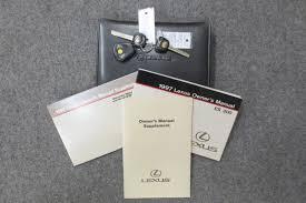 lexus es300 logo 1997 lexus es300 u201cone owner car u201d 3 975 00 sold