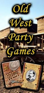 entertainment and activities for a west western or cowboy