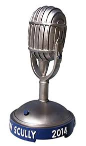 scully and scully sale vince scully dodgers 2014 sga microphone replica