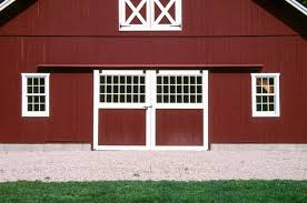 Red Barn Doors by Red Barn Red Tractor The Barn Yard U0026 Great Country Garages
