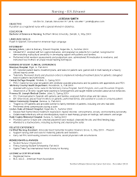 Sample Resume Format Advocate by Icu Nurse Resume Template Resume For Your Job Application