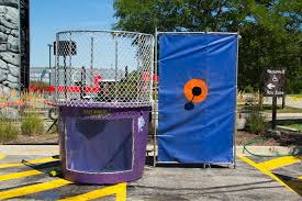 dunk tanks dunk tank party rental chicago s best party rental company