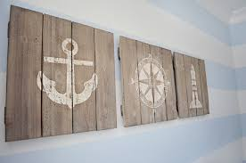 Rustic Nautical Home Decor Nautical Wall Decor Shenra Com