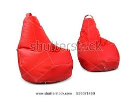 Red Leather Bean Bag Chair Bean Bag Chair Stock Images Royalty Free Images U0026 Vectors