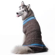 pet sweaters v neck sweater sweaters large attire big