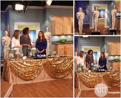 oscar party ideas oscar party ideas with wciu s you me in the morning of