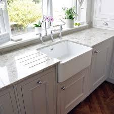 Astini Belfast   Bowl White Ceramic Kitchen Sink  Waste EBay - Belfast kitchen sinks
