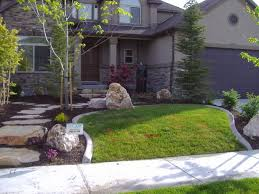 Home Front Yard Design - home front yard landscaping ideas garden design ideas small