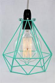 wire cage pendant light wire l cage pendant cloth cord trouble light chandelier