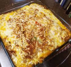 chicken sour cream enchilada casserole u2013 the texas chef
