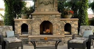 outdoor kitchen designs with fireplace the home design pick one
