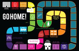 home design board games graphic design waratte
