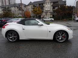 2017 nissan 370z convertible 2017 nissan 370z roadster touring sport vancouver autos for sale
