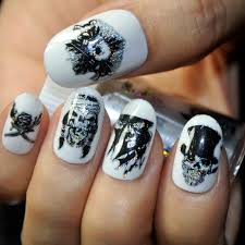 dog bone nail art nail art ideas