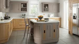gorgeous painted shaker cabinets modern arts crafts kitchen with