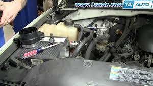 2008 Chevy Silverado 2500 Wiring Diagram How To Install Replace Mass Air Flow Meter Sensor Chevy Silverado
