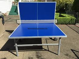 kettler heavy duty weatherproof indoor outdoor table tennis table cover kettler top star xl review